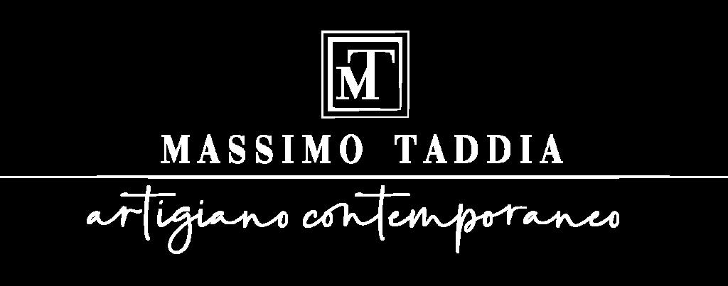 MASSIMO TADDIA __ Artigiano Contemporaneo __ brand white __