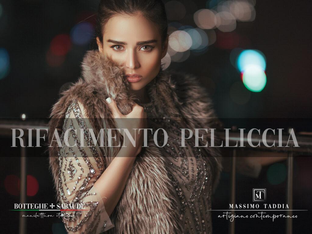 Massimo Taddia __ pellicce a Torino __ RIFACIMENTO PELLICCIA